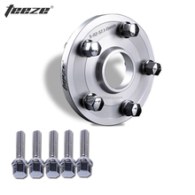 5x112 Forged alloy wheel spacers adapter 20mm aluminum wheel car spacers for Audi Seat leon