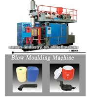 Price of high quality plastic bottle extrusion blowing machine