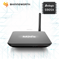 G9SX Amlogic S905X Quad Core 2G 16G KODI 17.3 Android 7.1 DDR4 Smart Android Set TV BOX