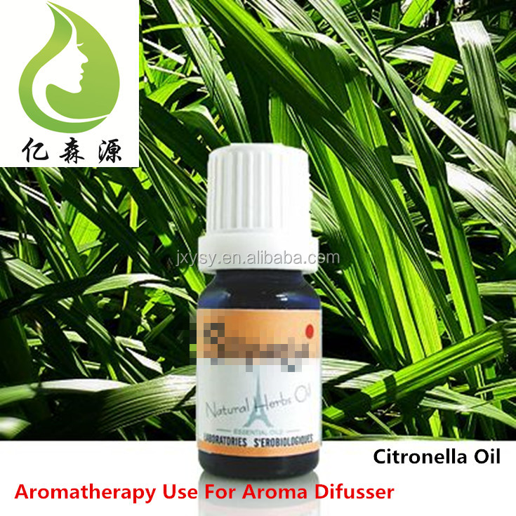 Aromatherapy Uses Natural Citronella Essential Oil Price OEM/ODM Service Organic Citronella Oil Welcome For Gift Set