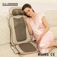 Massage seat cushion with air massage