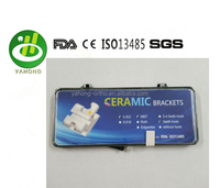 Yahong Orthodontics ortho Ceramic Brackets dental braces
