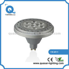 GU10 11w SMD AR111 LED Spotlight with 30/120 degree