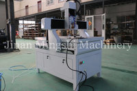 China economic price stone cnc router machine 6090 for advertising sign making