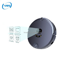 Home appliances electric a wet dry vacuum cleaner robot, wireless robot vacuum cleaner sweeping machine with water tank