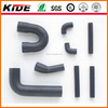 black epdm radiator rubber hose for Daihatsu