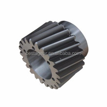 custom nylon plastic pinion helical gears for gear boxes