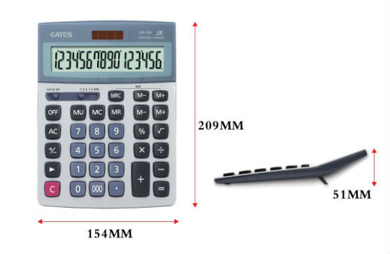16 digits calculator