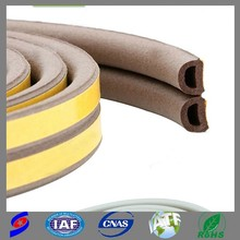 foam sealing strip for wooden windows rubber seal strip gasket for windows