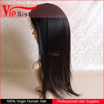 high quality 7A glueless full lace wigs for black women