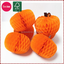 handmade craft craft wholesale artificial pumpkins for halloween decoration