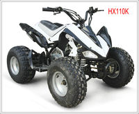 50CC KIDS KAWASAKI STYLE ATV WITH AUTOMATIC GEAR HX110K