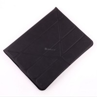 Superior pu tablet android leather laptop case for ipad 4 high quality stand case for ipad case accessories