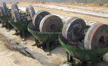 2017 Hot sale gold ore grinding machine roller mill used in Zimbabwe