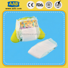 High quality 3D leak guards weight 23g-42g animal print diaper