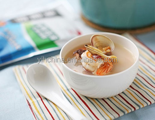 Seafood flavor with Haidilao broth hotpot seasoning