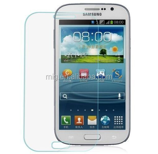screen protector 0.3mm round edge For Samsung 9082, tempered glass film