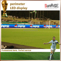 P16 Outdoor Sports/stadium Led Screen Display P16 Sport Perimeter Stadium Led Outdoor Display Advertisement