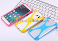2015 Simple new design very good and cute silicone case for cell phone