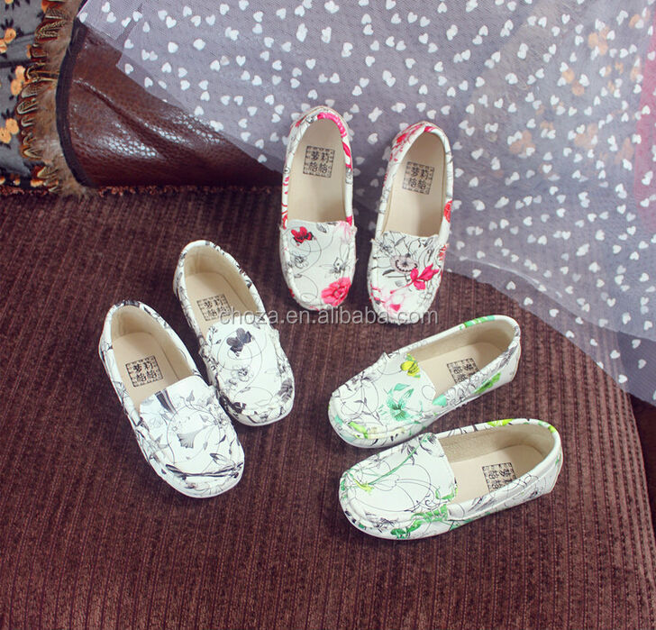 C27073A Wholesale Child Girl Casual Shoes