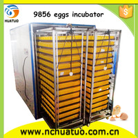 incubator suplier for sell 9000 chicken eggs incubator