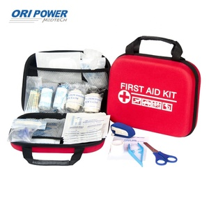 OP manufacture CE FDA ISO approved travel auto & car emergency first aid kit car