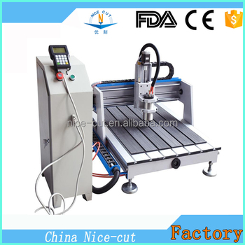 NC-A6090 mini cnc pcb router 6090