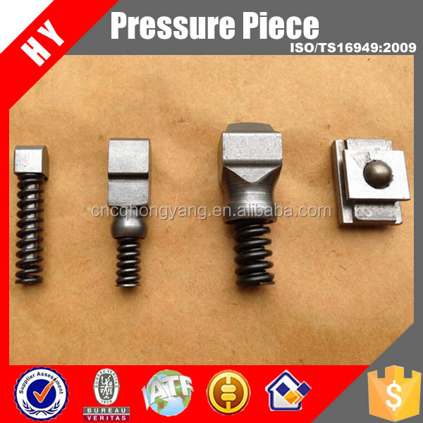 QJ transmission gearbox repair kit synchronizer pad pressure piece