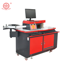 BYT-27 Cheap CNC Channel Letter auto Bending Machine for making Aluminum Coils trim cap Signage