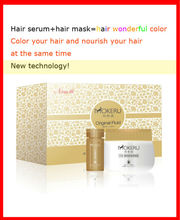 MOKERU hair color plus hair mask names hair colors