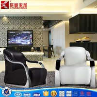 Modern Design Leather Single Seat Sofa Chair Home Furniture