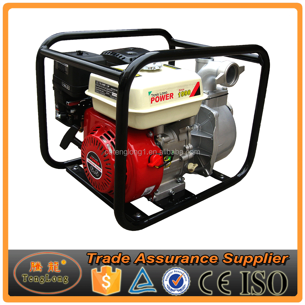 Small Single Phase Battery Operated Gas Powered Water Pump Motor