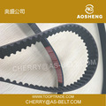 OEM Aosheng high quality auto transmission belt timing belt rubber belt hot selling for cars for vechiles