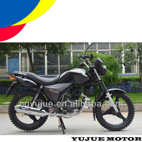 Famous Brazil Cg125 Road Motorcycle/125cc Titan Model