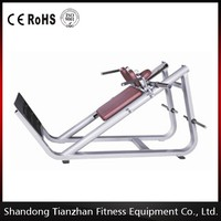 Fitness Machine/ body Building Gym Equipment/Hammer Strength For Sale /Hack Squat/TZ-5059