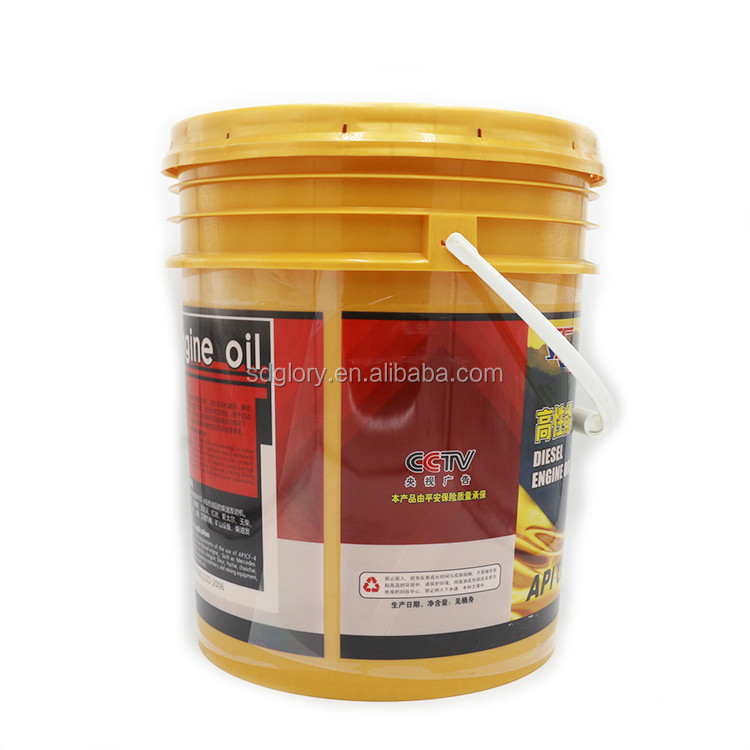 2017 hot sale motor engine oil API CH-4 with direct manufacturer
