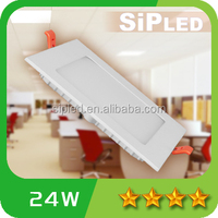 Cheap price super slim 2835SMD warm natural cold white LED PANELS 3-24W