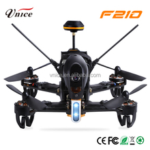 High speed quadcopter fpv racing drone walkera F210 With Brushless motor plus guard landing cushion frame design