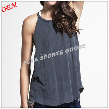 2018 Hot selling yoga wear tank top for women gym tank top sexy tops womens singlets, girls gym stringer singlets
