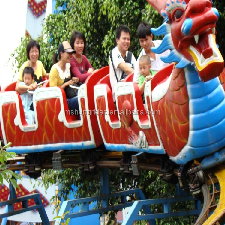 ride on zebra for kids & adult rollercoaster for sale