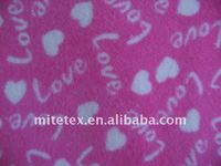 cute design of polar fleece fabric