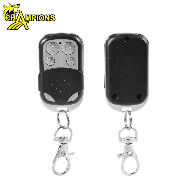 Remote Control Universal Cloning Electric Gate Garage Door Opener Fob 433mhz AG070