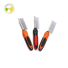 China Supplier Wholesale Dog Deshedding Comb
