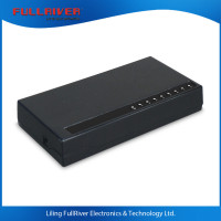Good Price 8 port ethernet hub Fast Ethernet Switch 5v