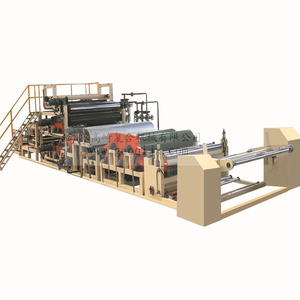 PVC Film Laminating Flex Banner Making Machine