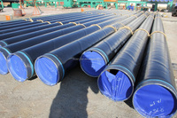 API 5L-PSL2-Gr.BNS Steel Pipe 3PE hot induction Elbow bend