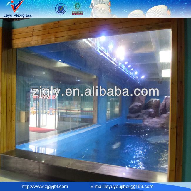 50mm a 300mm custom acquario acrilico di grandi dimensioni for Acquario 300 litri prezzo
