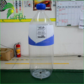 Advertising Inflatable Giant Bottle Model for Promotion Sales