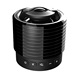super bass bluetooth mp3 portable speaker with subwoofer, round bluetooth speaker