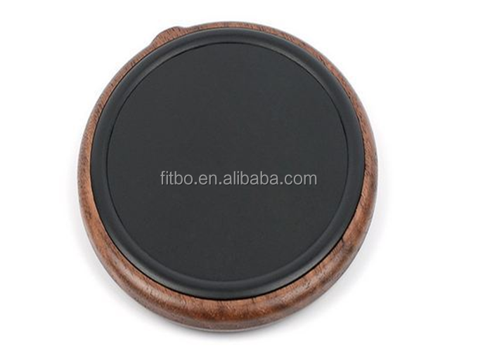 Slim universal mobile phone qi wireless charger for Huawei samsung S6 S7 Edge Note5 Apple 6 7plus VIVO OPPO